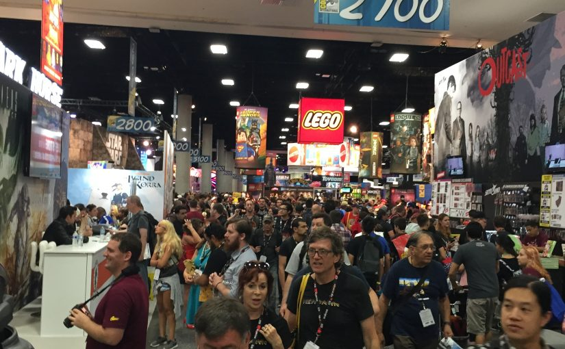 San Diego Comic Con 2016 Report
